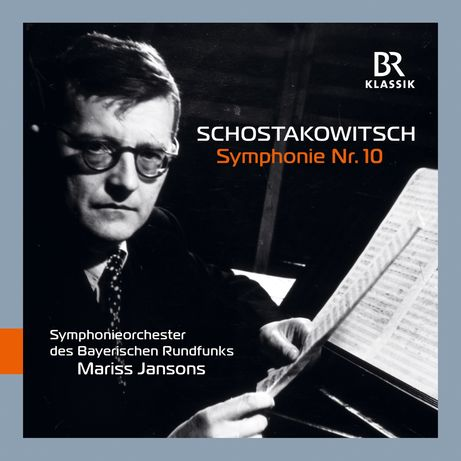 Mariss Janson's recording of Dmitri Shostakowich's 10th symphony in the best list of the German Record Critics' Prize