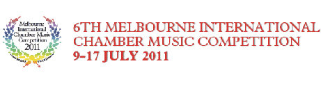 Melbourne Int. Chamber Music Comp.